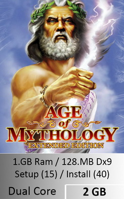 Age of Mythology Extended Edition  [ 2 GB ]